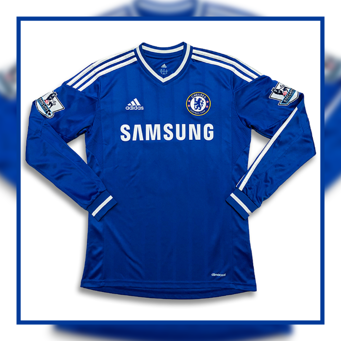 ADIDAS 첼시 13/14 HOME #8 LAMPARD EPL LS (BXL)