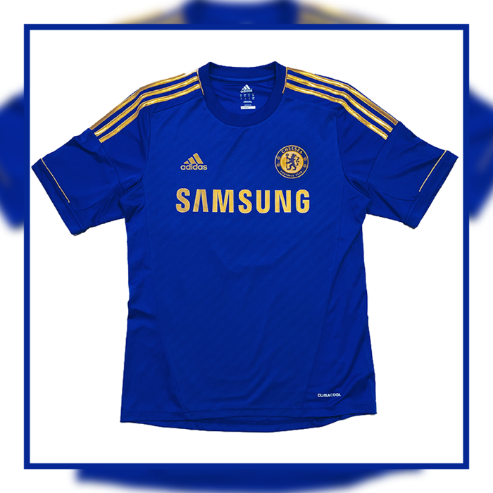 ADIDAS 첼시 12/13 HOME #8 LAMPARD (M)