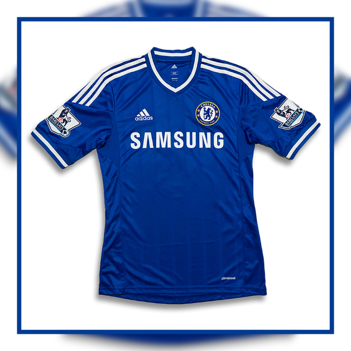 ADIDAS 첼시 13/14 HOME #8 LAMPARD EPL (XS)